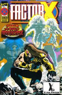 Cover Thumbnail for Factor X (Marvel, 1995 series) #1 [2nd printing (X-Tra Edition)]