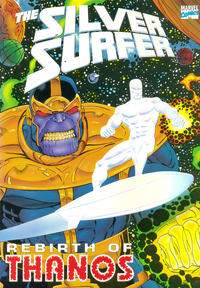 Cover Thumbnail for The Silver Surfer: Rebirth of Thanos (Marvel, 1993 series)