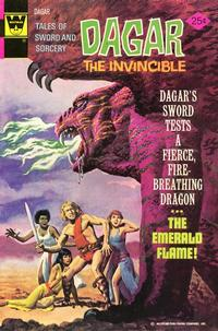 Cover Thumbnail for Tales of Sword and Sorcery Dagar the Invincible (Western, 1972 series) #10 [Whitman]