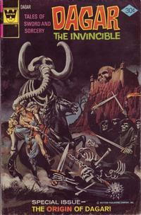 Cover Thumbnail for Tales of Sword and Sorcery Dagar the Invincible (Western, 1972 series) #18 [Whitman]
