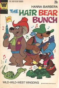 Cover Thumbnail for Hanna-Barbera The Hair Bear Bunch (Western, 1972 series) #7 [Whitman Variant]