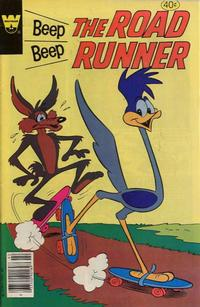 Cover Thumbnail for Beep Beep the Road Runner (Western, 1966 series) #88 [Whitman Variant]