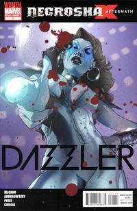 Cover Thumbnail for Dazzler (Marvel, 2010 series) #1