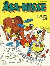 Cover Thumbnail for Åsa-Nisse julealbum (Semic, 1982 series) #1983