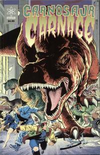 Cover Thumbnail for Carnosaur Carnage (Atomeka Press, 1993 series)