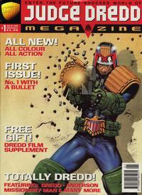 Cover Thumbnail for Judge Dredd Megazine (Fleetway Publications, 1995 series) #1