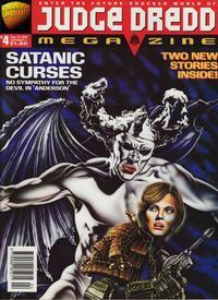 Cover Thumbnail for Judge Dredd Megazine (Fleetway Publications, 1995 series) #4