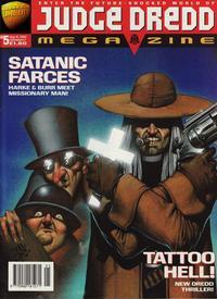 Cover Thumbnail for Judge Dredd Megazine (Fleetway Publications, 1995 series) #5