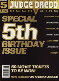 Cover Thumbnail for Judge Dredd Megazine (Fleetway Publications, 1995 series) #6