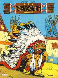 Cover Thumbnail for Yakari (Semic, 1980 series) #1 - Yakari