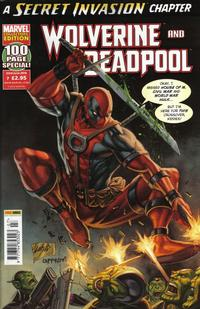 Cover Thumbnail for Wolverine and Deadpool (Panini UK, 2010 series) #7