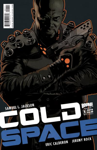 Cover for Cold Space (Boom! Studios, 2010 series) #1 [Chicago Comic & Entertainment Expo Variant Cover]