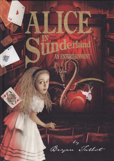 Cover for Alice in Sunderland (Jonathan Cape, 2007 series) #[nn]