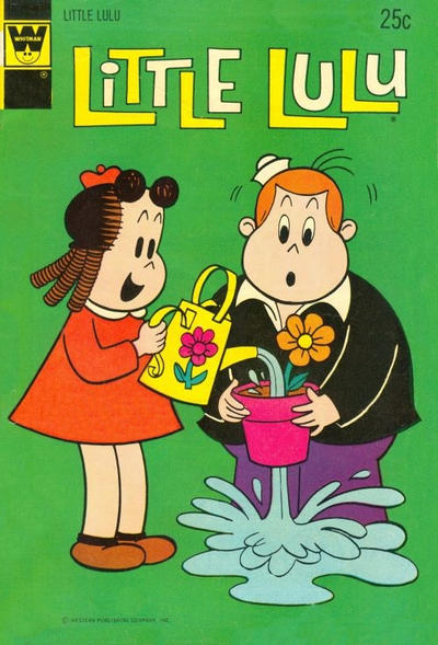 Cover for Little Lulu (Western, 1972 series) #219 [Gold Key Variant]