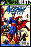 Cover for Action Comics #858 Special Edition (DC, 2010 series) #[nn]