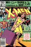 Cover for The Uncanny X-Men (Marvel, 1981 series) #151 [Newsstand Edition]