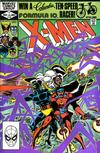 Cover for The Uncanny X-Men (Marvel, 1981 series) #154 [direct edition]