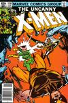 Cover for The Uncanny X-Men (Marvel, 1981 series) #158 [Newsstand]