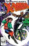 Cover Thumbnail for The Uncanny X-Men (1981 series) #180 [Direct Edition]