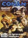 Cover for Conan album (Bladkompaniet / Schibsted, 1992 series) #48 - Iskander - den glemte dal