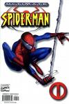 Cover for Ultimate Spider-Man (Marvel, 2000 series) #1 [2nd Printing]