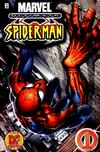 Cover for Ultimate Spider-Man (Marvel, 2000 series) #1 [Dynamic Forces variant cover]