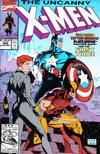 "Cover Thumbnail for The Uncanny X-Men (1981 series) #268 [J.C. Penny ""Vintage"" Variant]"