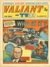Cover for Valiant and TV21 (IPC, 1971 series) #29th January 1972