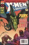 Cover for X-Men Adventures [II] (Marvel, 1994 series) #12 [Newsstand]