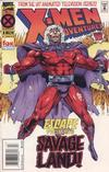 Cover Thumbnail for X-Men Adventures [II] (1994 series) #13 [Newsstand Edition]