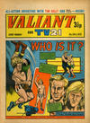Cover for Valiant and TV21 (IPC, 1971 series) #15th July 1972