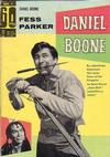 Cover for Daniel Boone (BSV - Williams, 1966 series) #4
