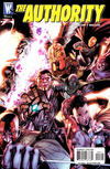 Cover for The Authority (DC, 2008 series) #23