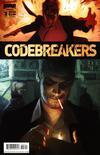 Cover for Codebreakers (Boom! Studios, 2010 series) #3