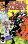 Cover for Alpha Flight (Marvel, 1983 series) #16 [Direct]