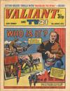 Cover for Valiant and TV21 (IPC, 1971 series) #26th August 1972