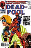 Cover for Deadpool (Marvel, 1997 series) #-1 [Direct Edition]