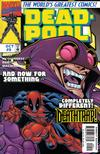 Cover for Deadpool (Marvel, 1997 series) #9 [Direct Edition]