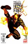 Cover for The Immortal Iron Fist (Marvel, 2007 series) #27 [Marko Djurdjevic Variant Cover]