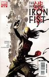 Cover for The Immortal Iron Fist (Marvel, 2007 series) #10 [Zombie Variant]