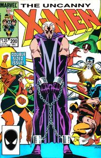Cover Thumbnail for The Uncanny X-Men (Marvel, 1981 series) #200 [Direct Edition]