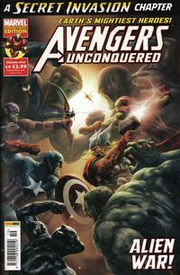 Cover Thumbnail for Avengers Unconquered (Panini UK, 2009 series) #19