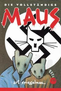 Cover Thumbnail for Die vollständige Maus (Bundeszentrale für politische Bildung, 2010 series)