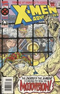 Cover Thumbnail for X-Men Adventures [II] (Marvel, 1994 series) #11 [Newsstand Edition]