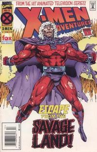 Cover Thumbnail for X-Men Adventures [II] (Marvel, 1994 series) #13 [Newsstand Edition]