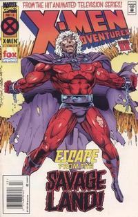 Cover for X-Men Adventures [II] (Marvel, 1994 series) #13 [Newsstand]