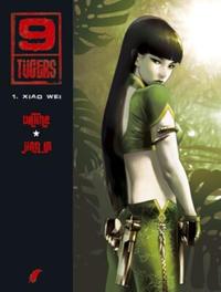 Cover Thumbnail for 9 Tijgers (Daedalus, 2009 series) #1