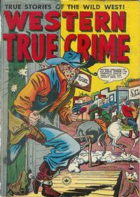 Cover Thumbnail for Western True Crime (Superior, 1948 series) #20