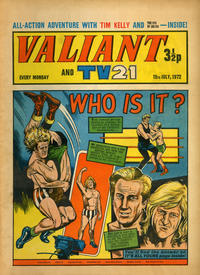 Cover Thumbnail for Valiant and TV21 (IPC, 1971 series) #15th July 1972