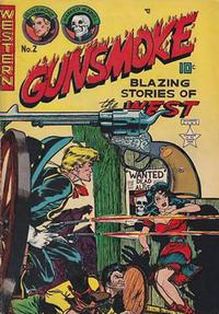 Cover Thumbnail for Gunsmoke (Export Publishing, 1949 series) #2